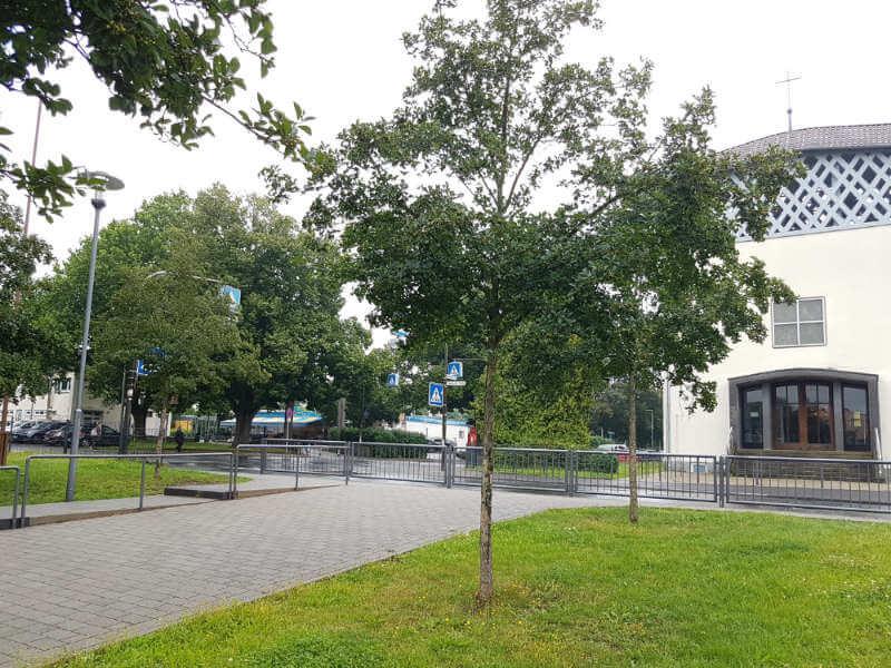 Egerländerstraße in Gießen